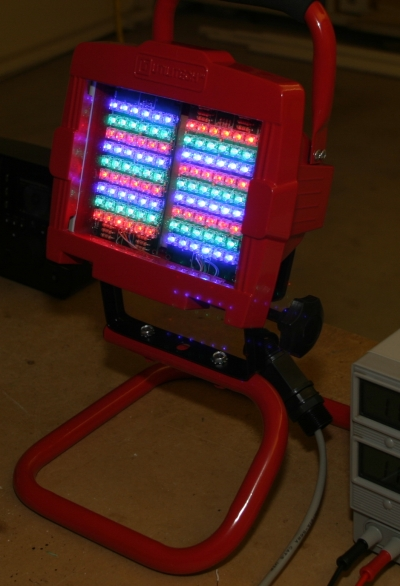 RGB LED Flood